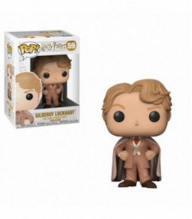 Figurine POP Gilderoy Lockhart 9 cm