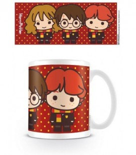 Mug Kawaii Harry Ron Hermione