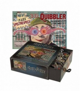 Puzzle « The Quibbler Magazine Cover »