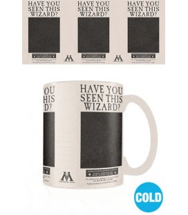 Mug thermoréactif Wanted Sirius Black