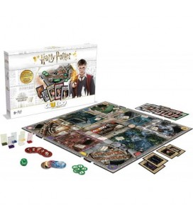 Cluedo Harry Potter (FRANCAIS)